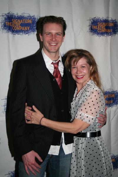 Bill Heck and Annalee Jeffries