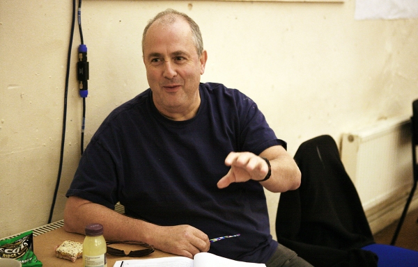 Roger Michell at ROPE Begins Rehearsals At The Almeida Theatre
