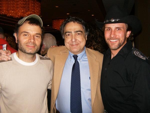 Peter Vamvakas, Bill Pullinsi and Kevin Barthel Photo