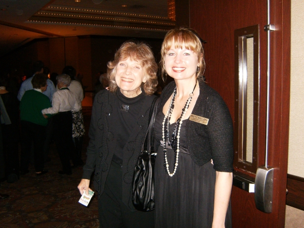 Julie Shannon and Patty Spillers