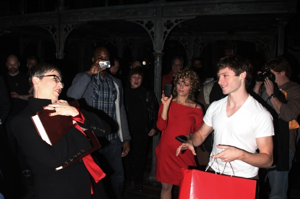 Photo Coverage: RAGTIME's Return: Opening Night - The Gypsy Robe Ceremony!