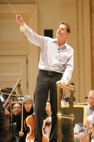 Photo Coverage: NY Pops Celebrate Johnny Mercer - In Rehearsal