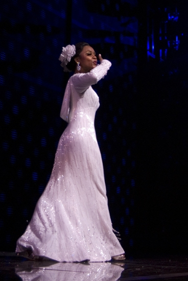 Photo Coverage: Opening Night of DREAMGIRLS at the Apollo Curtain Call