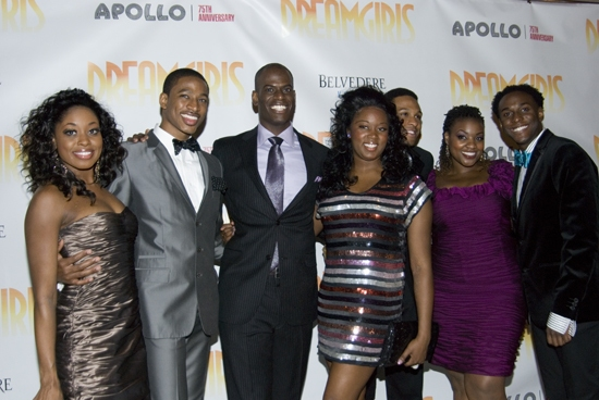 Photo Coverage: Opening Night of DREAMGIRLS at the Apollo After Party