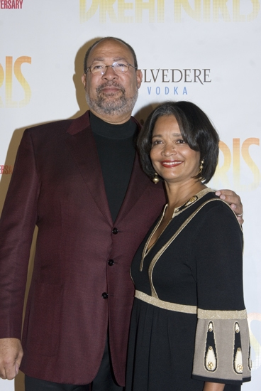 Richard Parsons and Jonelle Procope