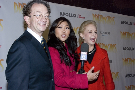Photo Coverage: Opening Night of DREAMGIRLS at the Apollo Red Carpet