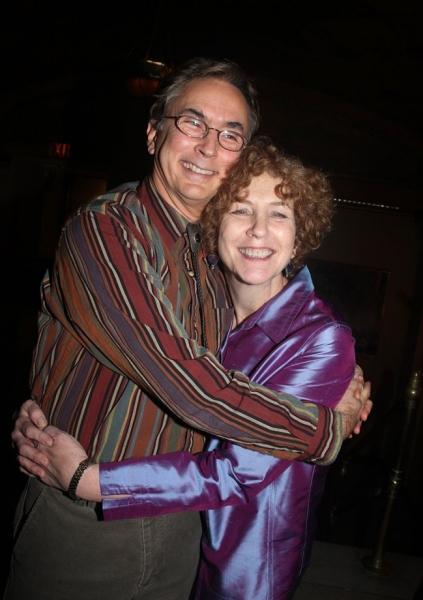 Rob Fisher & Helene Davis