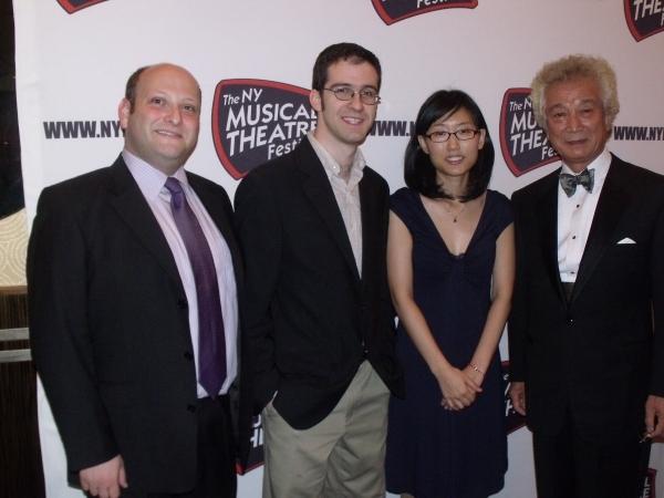 Isaac Robert Hurwitz, Will Aronson, Kyounk Ae Kang and Kang, Shin Sung Yill
