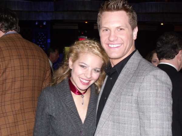 Photo Coverage: 2009 NYMF Season Awards Festival Gala!