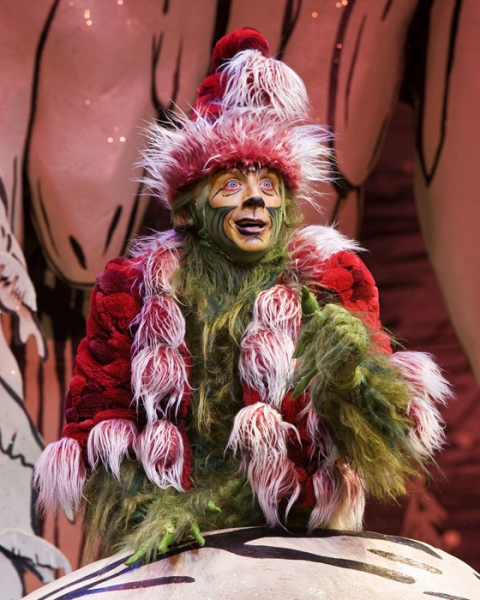 Photo Flash: Dr. Seuss' HOW THE GRINCH STOLE CHRISTMAS! at the Old Globe