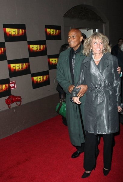 Photo Coverage: FELA!  Opening Night on Broadway - Red Carpet Arrivals!