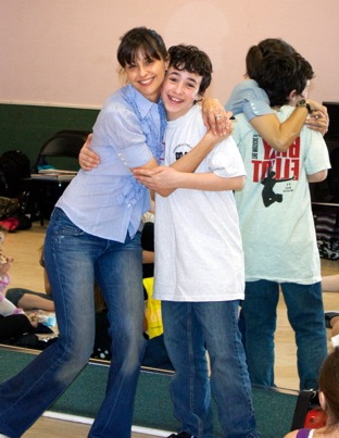 Photo Flash: BILLY ELLIOT Workshop at A Class Act NY Acting Studio, 11/1