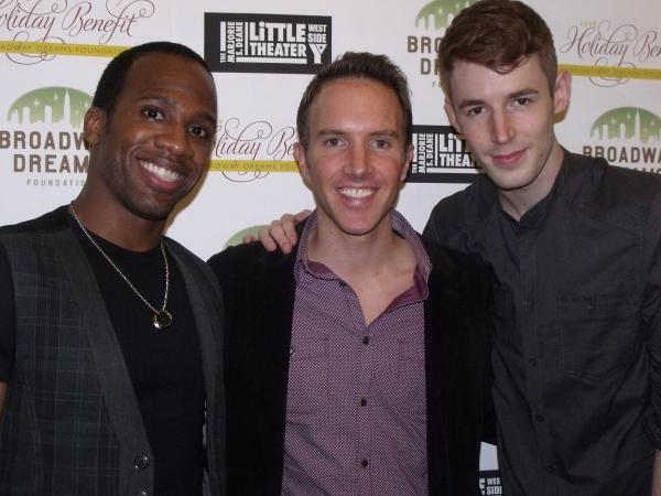 Dashan Young, Paul Canaan and Blake Daniel