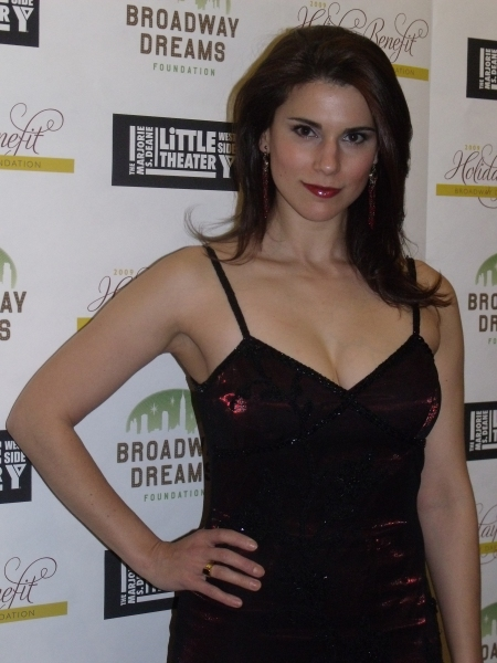 Photo Coverage: BROADWAY DREAMS FOUNDATION Holiday Benefit