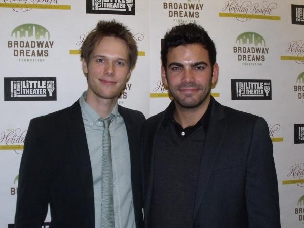Will Taylor and Matt Risch
