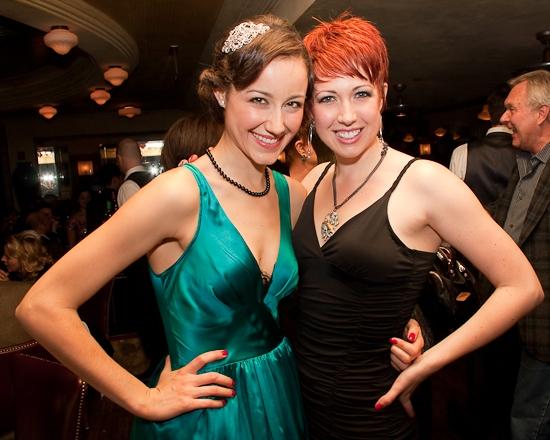 Beth Johnson Nicely and Kiira Schmidt  Photo
