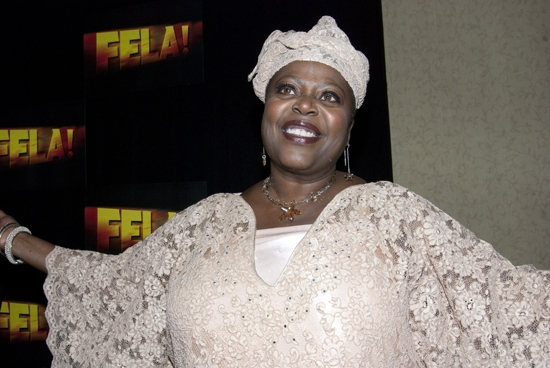 Photo Coverage: FELA! Bdwy Opening Night After Party