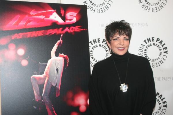 Photo Coverage: LIZA'S AT THE PALACE.... Screening at The Paley Center