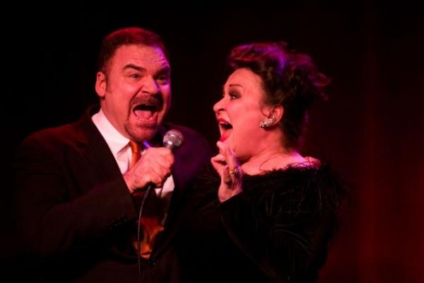 Photo Coverage: Jim Caruso's Cast Party Celebrates Forbidden Broadway