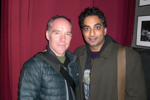 Michael Winther & Manu Narayan