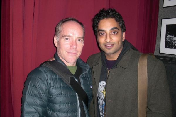 Michael Winther & Manu Narayan