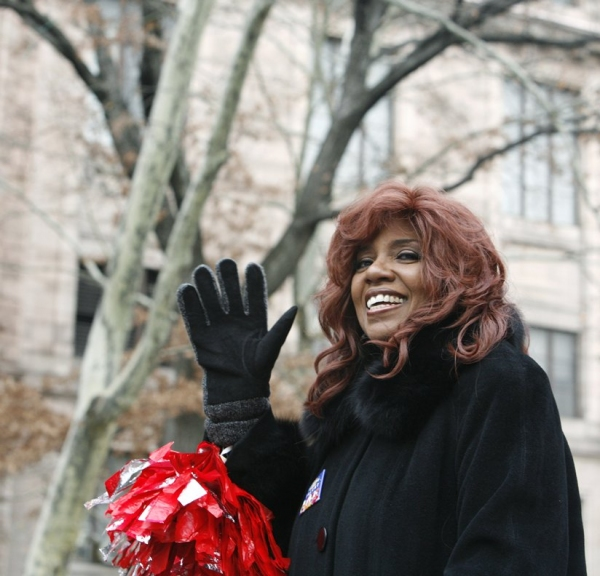 Gloria Gaynor at The 83rd Edition of the 'Macy's Thanksgiving Day Parade' - The Women