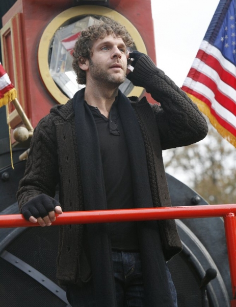 Billy Currington at The 83rd Edition of the 'Macy's Thanksgiving Day Parade' - The Men