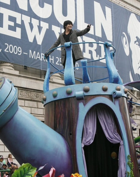 Photo Coverage: The 83rd Edition of the 'Macy's Thanksgiving Day Parade' - The Men