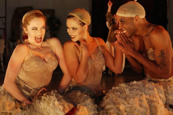 Laura Careless, Yeva Glover and Davon Rainey Photo