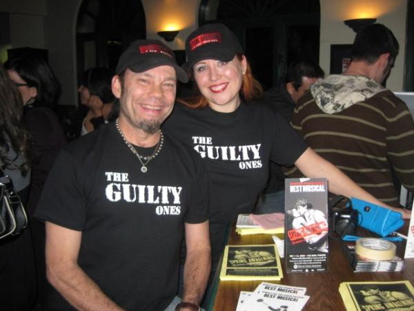 Gary Hathaway & Kristin Hathaway