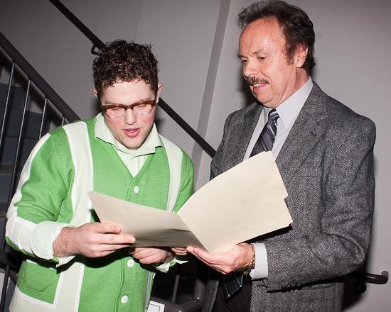 Paul Pilcz and Gary Giocomo