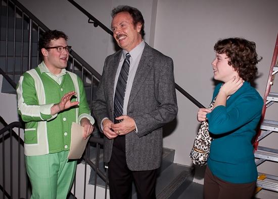 Paul Pilcz, Gary Giocomo, and Gabriella Giocomo