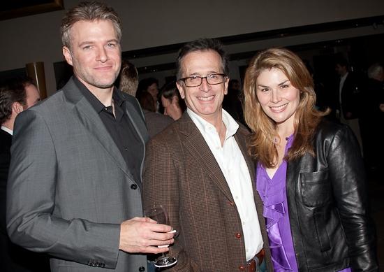 Ed Watts, Tim Pinckney, and Heidi Blickenstaff