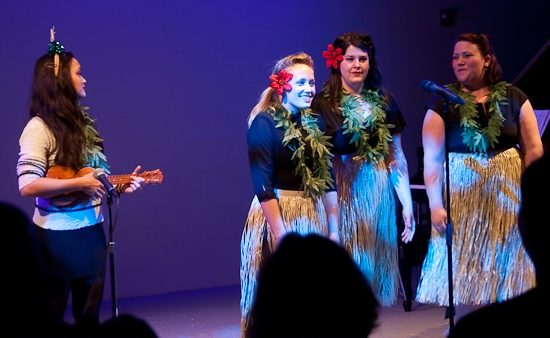 Photo Coverage: 'A Very MARY Holiday' Benefit Concert