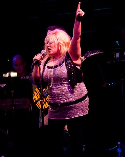 Photo Coverage: Carly Jibson Debuts