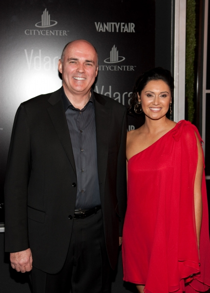 Photo Coverage: Bloom, Dawson, Strickland & More Attend Vdara Hotel Opening