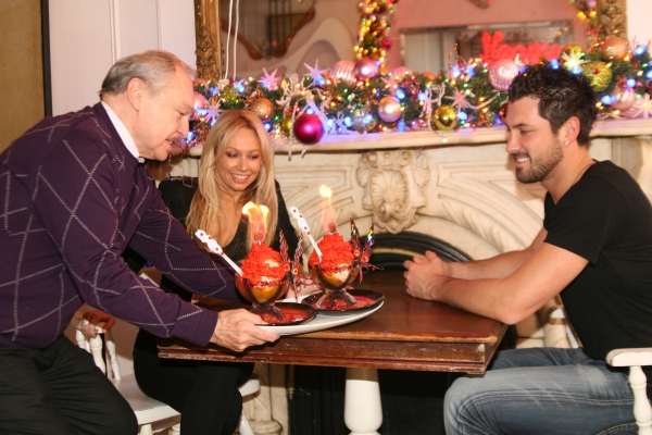 Serendipidy 3 Owner, Kym Johnson, and Maks Chmerkovskiy