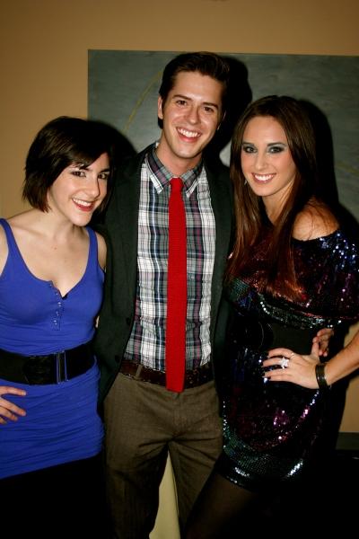 Nina Sturtz, Jake Wilson, Dani Spieler Photo