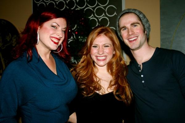 Meghan Murphy, Jessica Waxman, Joel T. Bauer Photo