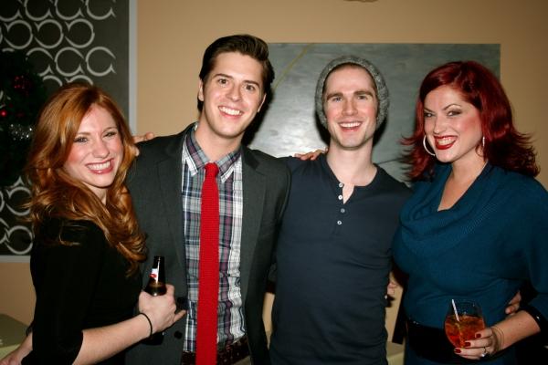 Jessica Waxman, Jake Wilson, Joel T. Bauer, Meghan Murphy Photo