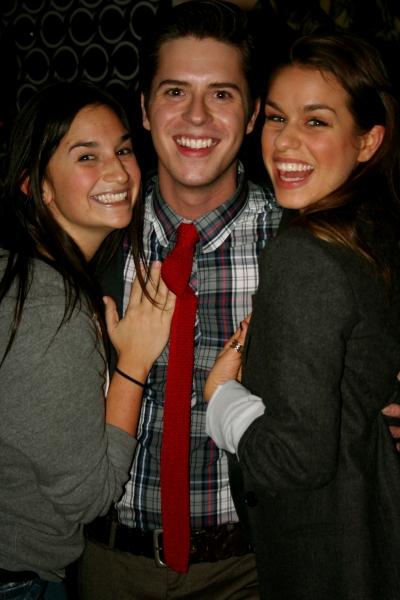 Sas Goldberg, Jake Wilson, Ana Nogueira Photo