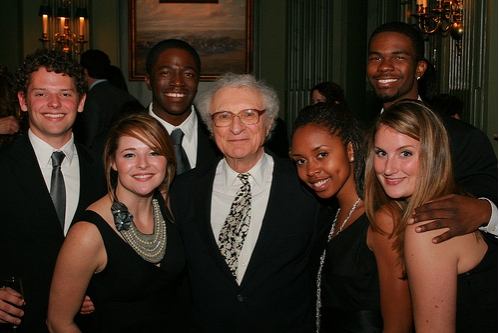 Photo Flash: York Gala Celebrates The 2009 Oscar Hammerstein Award for Lifetime Achievement in Musical Theatre