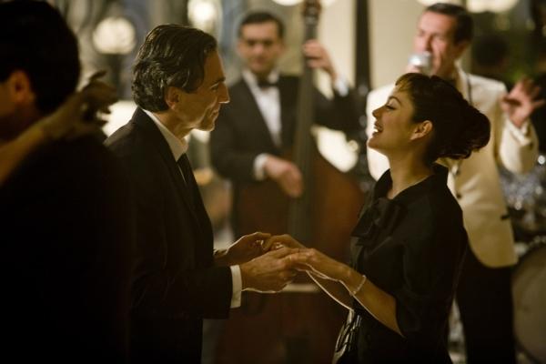 Daniel Day-Lewis and Marion Cotillard