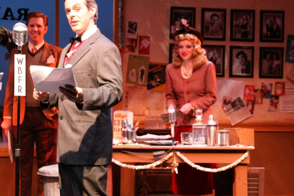 Photo Flash: IT'S A WONDERFUL LIFE at Downtown Cabaret
