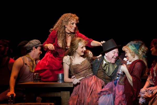 Photos: Hugh Panaro in Walnut Street Theater's OLIVER!