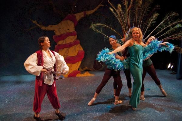 Photo Flash: Vital Theatre Co Presents THE KLEZMER NUTCRACKER