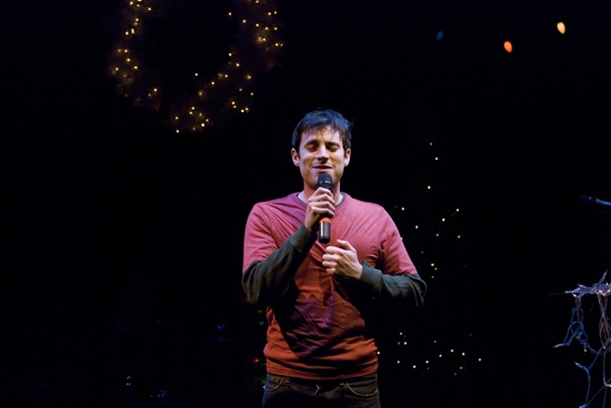 Photo Coverage: The Joe Iconis Christmas Spectacular!