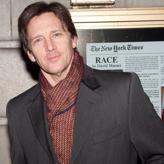 Andrew McCarthy at Opening Night of RACE on Broadway- Starry Red Carpet Arrivals
