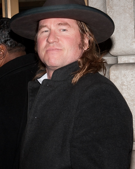 Val Kilmer at Opening Night of RACE on Broadway- Starry Red Carpet Arrivals
