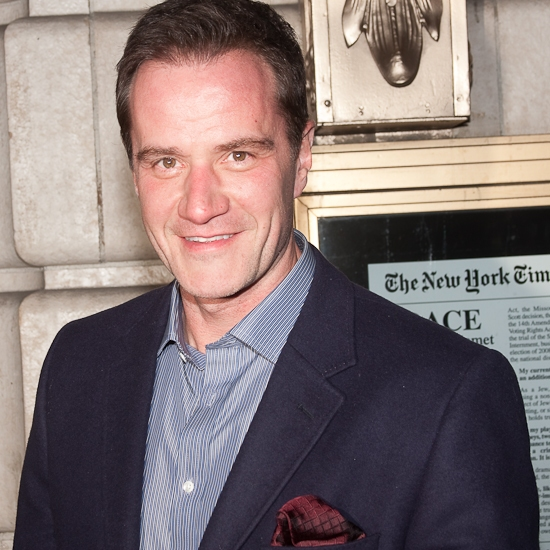Tim DeKay at Opening Night of RACE on Broadway- Starry Red Carpet Arrivals